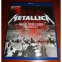 Bluray Metallica Orgulho, Paixão E Glória Lacrado Original