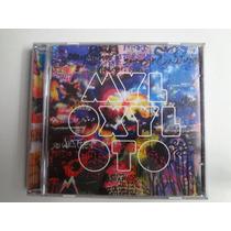 Coldplay Mylo Xyloto Cd Novo Lacrado Original Veja