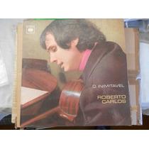 Lp.roberto Carlos-o Inimitável-original-capa Dura-1968-cbs
