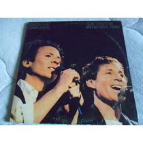 Lp Simon E Garfunkel/the Concert In Central Park/com Livreto