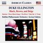 Duke Ellington Black,brown,and Beige Cd Raro Importado Novo