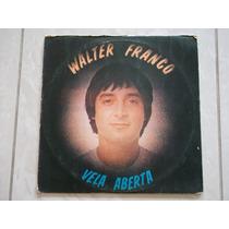Lp Walter Franco: Vela Aberta (1980)