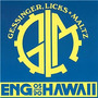 Cd Engenheiros Do Hawaii - Gessinger, Licks E Maltz