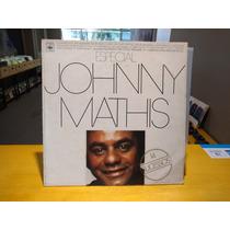 Johnny Mathis Lp 1978 Especial 14 Sucessos - Vinil
