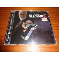 Trilha Sonora - Cd Assassin(s) - Nacional