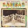 Cd Os Grandes Sambas Da Historia 8 Naxos Frete Gratis!