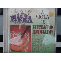 Cd - Renato Andrade - A Magia