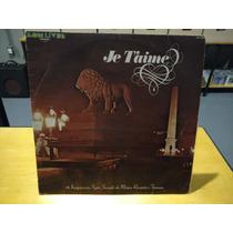 Je Taime Lp 1978 14 Super Sucessos Da Musica Romantica Vinil
