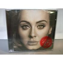 Cd Adele - 25 Novo Lacrado Lançamento 2015