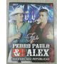 Dvd Pedro Paulo E Alex