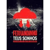Fernandinho Dvd Teus Sonhos Ao Vivo No Rio Original