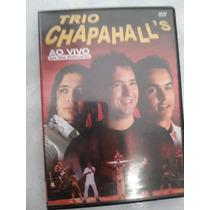 Dvd Trio Chaparaus Ao Vivo Rarissímo