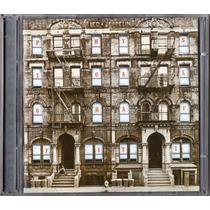 Cd Led Zeppelin Physical Graffitti [2 Cds] Europeu Remaster