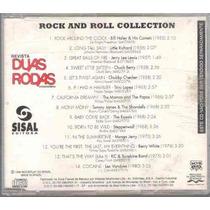 Cd Duas Rodas Rock And Roll Collection - Frete Gratis