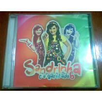 Sandrinha - Sandrinha E A Garotado 6 - Cd Com Play Back