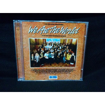 Cd Usa For Africa - We Are The World - Michael Jackson