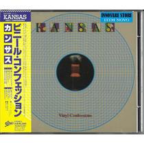 Kansas - Vinyl Confessions / Importado