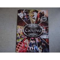 Dvd Da Banda Calypso 10 Anos