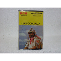 Fita Cassete Original Luiz Gonzaga- Danado De Bom