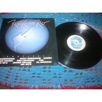 Lp Vinil Rock In Rio Internacional - 1984- Impecável!
