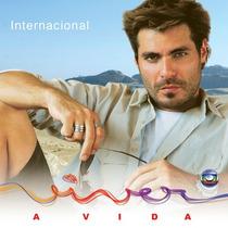 Cd Novela Viver A Vida Internacional (2009) Lacrado Raridade