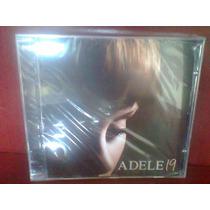 Cd Adele 19 Original Lacrado Frete Grátis