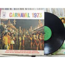 Carnaval 73 Emilinha Zuzuca Jackson Paulo Bob Lp Cbs Stereo