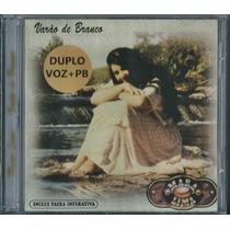 Cd Duplo Mara Lima - Varão De Branco (cd + Pb)