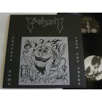 Poison Further Down Into The Abyss 2 Lp Mayhem Burzum Venom
