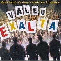 Cd Duplo Exaltasamba - Valeu Exalta! Uma História De(978849)