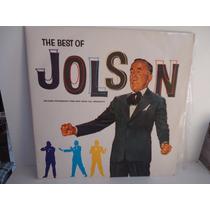 Lp The Best Of Jolson- Capa Dupla -duplo- Mca-nacional 1976