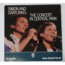 Simon And Garfunkel - The Concert In Central Park Laser Disc