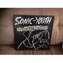 Sonic Youth Lp Confusion Is Sex 180gr Edição Limitada