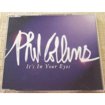 Phil Collins Cd Single It