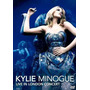 Dvd Kylie Minogue - Live In London Concert (lacrado)