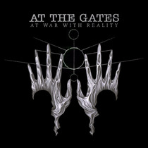 Cd At The Gates - At War With Reality (lacrado)