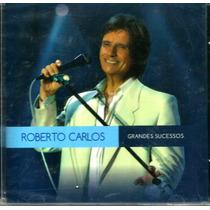 Roberto Carlos - Grandes Sucessos Vol.1-cd Lacrado Original