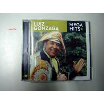 Luiz Gonzaga Cd Mega Hits Original Novo Lacrado