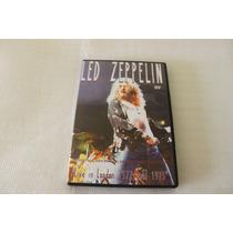 Dvd - Led Zeppelin - Live In London 1972 Until 1975