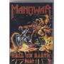 Manowar Hell On Earth Part I Novo Lacrado Dvd
