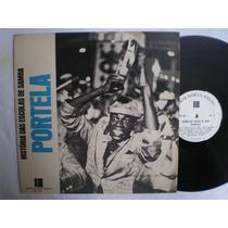 Lp -historia Das Escolas De Samba -portela / Marcus Pereira