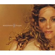 Madonna Frozen Single Cd Importado