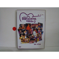 Dvd - Um Barzinho Um Violão 2 - Ao Vivo