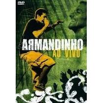Dvd Armandinho - Ao Vivo