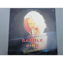 Lp Disco Vinil Carole King - In Concert Live