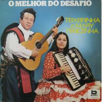 Teixeirinha E Mary Terezinha / O Melhor Do Desafio Lp 1991