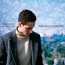 Cd Leonardo Gonçalves - Poemas E Canções C/ Playback
