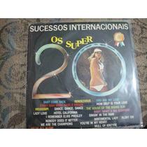 Vinil Sucessos Internacionais Os Super 20
