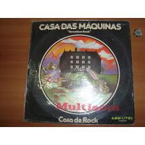 Lp Casa Das Máquinas