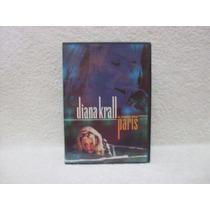 Dvd Original Diana Krall- Live In Paris- Importado